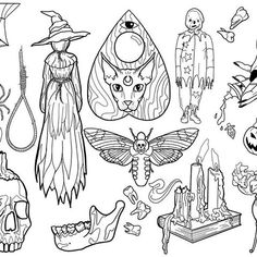 72 Best witchcraft tattoos images in 2015 | Beautiful