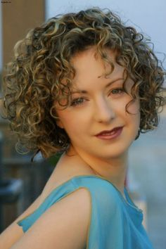30 Best Short Natural Curly Hairstyles - Cool & Trendy Short Hairstyles 2014