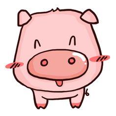 pink pig !