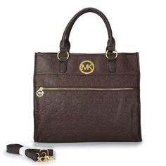Welcome To Our Michael Kors Logo-Print Medium Coffee Totes Online Store