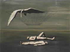 Edgar Ende (German, 1901 – 1965) the sleepers