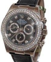 Verga Luxury Watches Milano ||| Rolex Cosmograph Daytona 116589