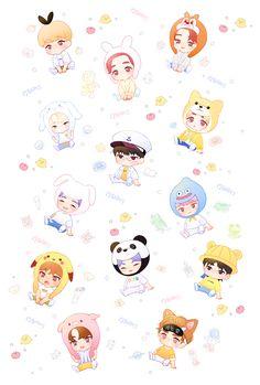 Emoji Wallpaper Iphone, Astro Wallpaper, Wallpaper Quotes, Joshua Seventeen, Carat Seventeen, Cartoon Fan, Seventeen Wonwoo, Kpop Drawings, Seventeen Wallpapers