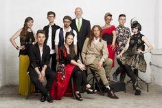 9 candidats vont s'affronter durant 6 semaines pour devenir le créateur de mode de demain