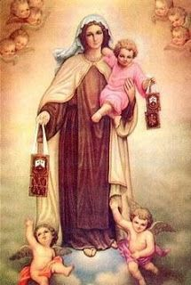 Maria, Madre del Monte Carmelo.