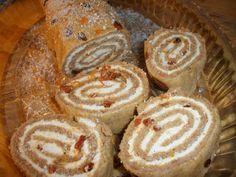 Cooking with love  !  : Rulada cu morcovi si crema de branza ( Carrot cake...