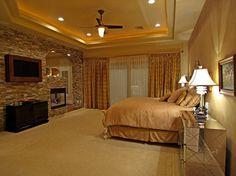 Master Bedroom - Pinnacle Architectural Studios