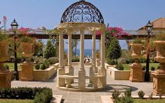 Weddings at the Elysium, Cyprus! This would be stunning. Too expensive to get everyone there though!
