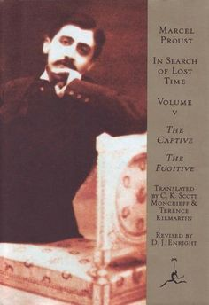 In search of lost time  Marcel Proust