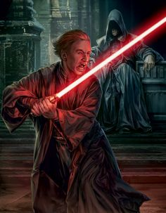 Future Sith Lord Palpatine Training Under His Master Darth Plagueis. now those were sith.at heart. Star Wars Film, Star Wars Rebels, Star Wars Darth, Darth Bane, Jedi Sith, Sith Lord, Star Wars Pictures, Star Wars Images, Star Wars Personajes