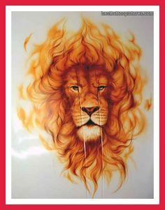 lion rib tattoos   Lion Tattoo Designs