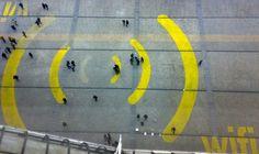 New algorithm greatly enhances Wi-Fi bandwidth / spectrum while avoiding interference #WiFi #internet #algorithm #technology #bandwidth