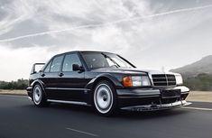 Mercedes 190 Evo, Mercedes Benz 190e, Mercedez Benz, Automotive Art, Car Photography, Amazing Cars, Motor Car, Cool Cars, Dream Cars