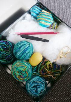 Mein Blog über Häkeln, Stricken, DIY und mehr aus meiner kleinen bunten Welt