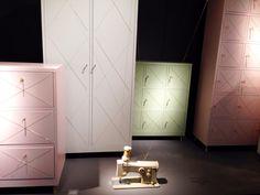 Alessandro Zambelli for Seletti - Wire, metal cabinets - Rossana Orlandi Milan 2014