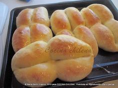 marraqueta. pan chileno. mmmm.....