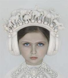 Adriana Duque, 'Menina 3,' 2016, Fernando Pradilla/El Museo