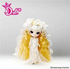 Little Pullip Dolls Pearl Mini Dal Doll Anime Fashion Japan Japanese
