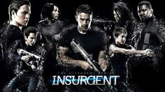 """""""Insurgent"""" is the second film in the popular """"Divergent"""" series of Young Adult Novel adaptations. THE FRANCHISEThis is the first of three sequels to the film """"Diverge. Best Sci Fi Movie, Sci Fi Movies, Action Movies, Hd Movies, Movies Free, Action Film, Movies Online, Divergent Insurgent Allegiant, Divergent Series"""