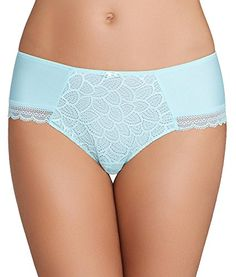 Chantelle Merci Lace Hipster M Lagoon ** You can find out more details at the link of the image. (This is an affiliate link) Boy Shorts, Hipster, Lingerie, Boys, Lace, Bikinis, Women, Baby Boys, Hipsters