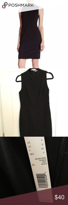 Elie Tahari Paloma Dress- Black New with tags, perfect for work T Tahari Dresses