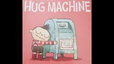 Hug Machine! Children's Book Read Aloud