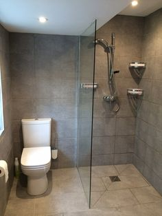 Now i'm genuinely looking forward to attempting this. Wet Room Bathroom, Wet Room Shower, Small Bathroom With Shower, Tiny Bathrooms, Bathroom Design Small, Bathroom Layout, Bathroom Interior Design, Beautiful Bathrooms, Bathroom Showrooms