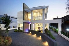 Awesome modern architectural house plans beautiful home with best architect Architecture Design, Architecture Art Nouveau, Beautiful Architecture, Dream House Interior, Dream Home Design, Modern House Design, Zaha Hadid, Layout Design, Brighton