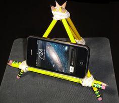 30 Creative DIY Smartphone & Tablet Accessories