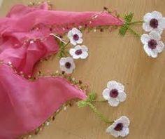 iğne oyası karanfil çiçeği yapılışı ile ilgili görsel sonucu