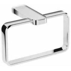 Toto Upton Towel Ring, Available in Various Colors, Silver