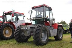 schluter euro trac - 32 tractors manufactured from 1991 to 1996