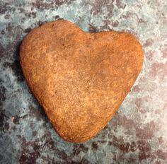 My heart rock