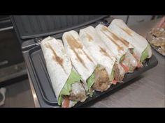 Bekijk eens een video van een kok. Koken met Mo Academy - Recept Spicy Chicken Twister - YouTube