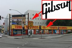 Short of landmarking the building, this is probably the happiest, most fitting ending that the old flagship Tower Records building on Sunset Boulevard could have hoped for—instead of being...