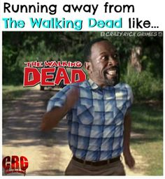 The Walking Dead #fear #morgan  #crg