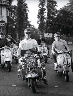 Mod ride out