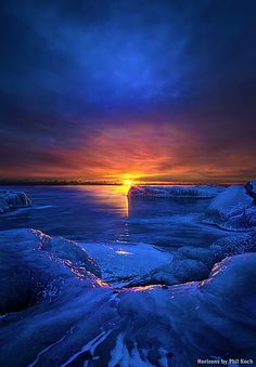 So Far Away | Wisconsin Horizons by Phil Koch.