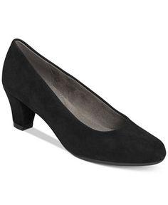 Aerosoles Shore Thing Pumps Women's Shoes Women's Pumps, Pump Shoes, Women's Shoes, Aerosoles, Stocking Tights, Black Suede Pumps, Black 7, Court Shoes, Character Shoes