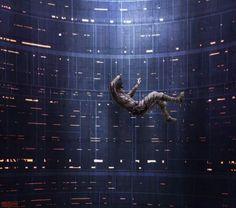 """The Empire Strikes Back"" art by Mark Molnar."