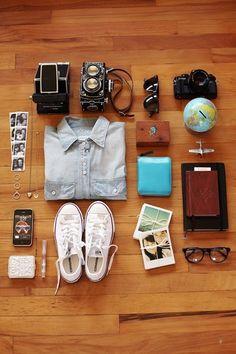 traveler essentials