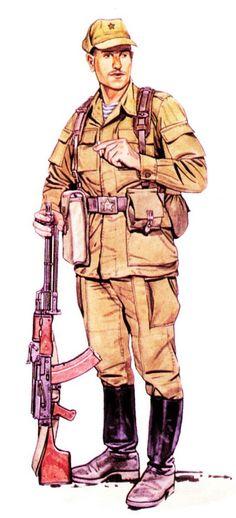 Soviet Army Afghanistan - Spetsnaz - pin by Paolo Marzioli