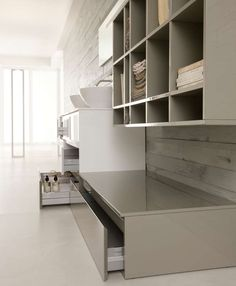 Altamarea 360 Gradi Bathroom Cabinetry and storage solutions