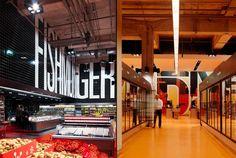 Loblaws food store by Landini Associates, Toronto store design