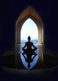 Meditate on it.