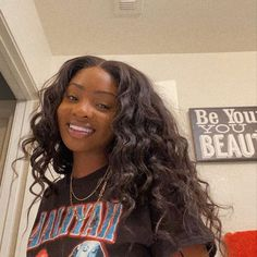Baddie Hairstyles, My Hairstyle, Black Girls Hairstyles, School Hairstyles, Prom Hairstyles, Pretty Black Girls, Beautiful Black Girl, Pretty Brown Skin Girls, Beautiful Females