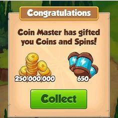 "Are you tired of having less and less Coin and Spins? Not anymore because with this Coin Master How do you get free spins for coin master? 𝘾𝙤𝙡𝙡𝙚𝙘𝙩 𝙁𝙧𝙚𝙚 𝙎𝙥𝙞𝙣 𝙇𝙞𝙣𝙠 𝙊𝙣 𝘽𝙞𝙤 Comment ""𝙇𝙤𝙫𝙚𝙏𝙝𝙞𝙨 𝙂𝙖𝙢𝙚"" Daily Rewards, Free Rewards, Master App, Free Gift Card Generator, Coin Master Hack, Free Gift Cards, Online Casino, Coins, How To Get"