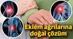 Sabahları parmak, bilek, kol ya da bacak eklemlerinizde şiddetli ağrılar ile uyanıyorsanız...Eklem ağrılarına doğal çözüm