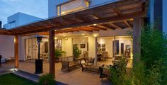 There are lots of pergola designs for you to choose from. First of all you have to decide where you are going to have your pergola and how much shade you want. Diy Pergola, Timber Pergola, Pergola Canopy, Wooden Pergola, Outdoor Pergola, Outdoor Spaces, Outdoor Living, Pergola Ideas, Cheap Pergola
