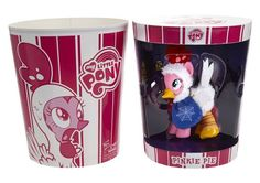 Equestria Daily: Pinkie Pie Chicken Bucket and Science Twilight SDCC 2015 Figures Now Available Online My Little Pony Dolls, All My Little Pony, Mlp, Twilight Dolls, Fluffy Chicken, Chicken Bucket, Jem And The Holograms, My Little Pony Merchandise, Oldies But Goodies